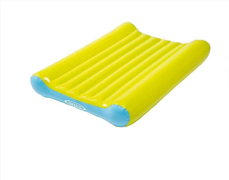 Nafukovací přebalovací pult Intex 48422 barva žluto/modrá