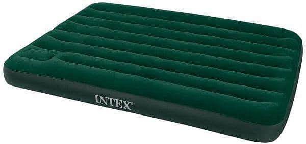 Nafukovací postel INTEX 66928 FULL DOWNY 191x137x22 cm