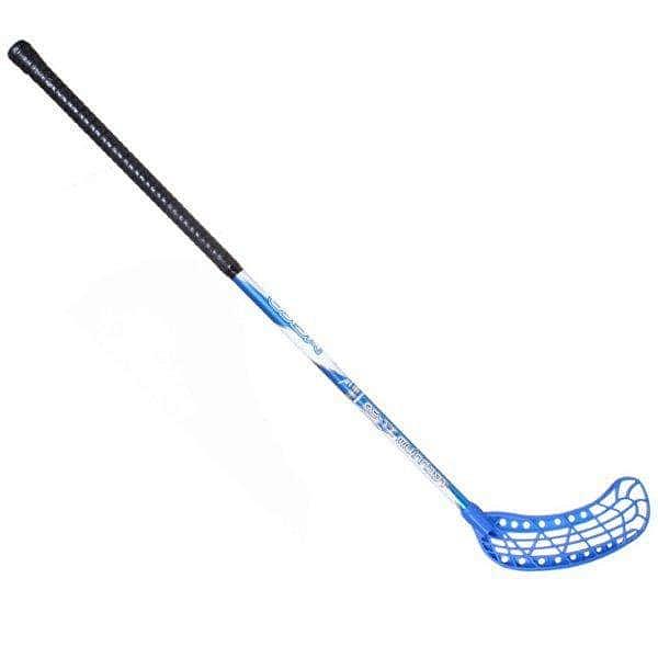 Florbalová hůl AERO 95 SONA modrá levá - Levá