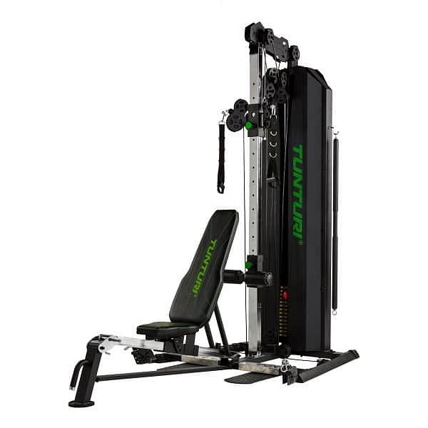 Posilovací věž TUNTURI HG80 Home Gym - montáž zdarma, servis u zákazníka