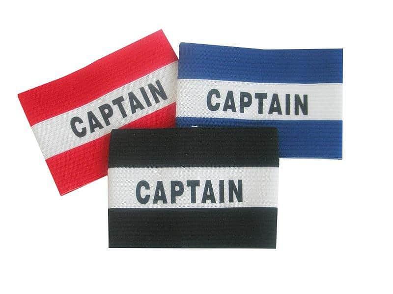 Kapitánská páska SR 6002 - červená