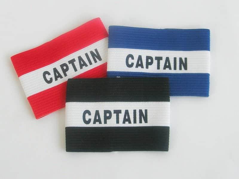 Kapitánská páska SR 6002 - zelená