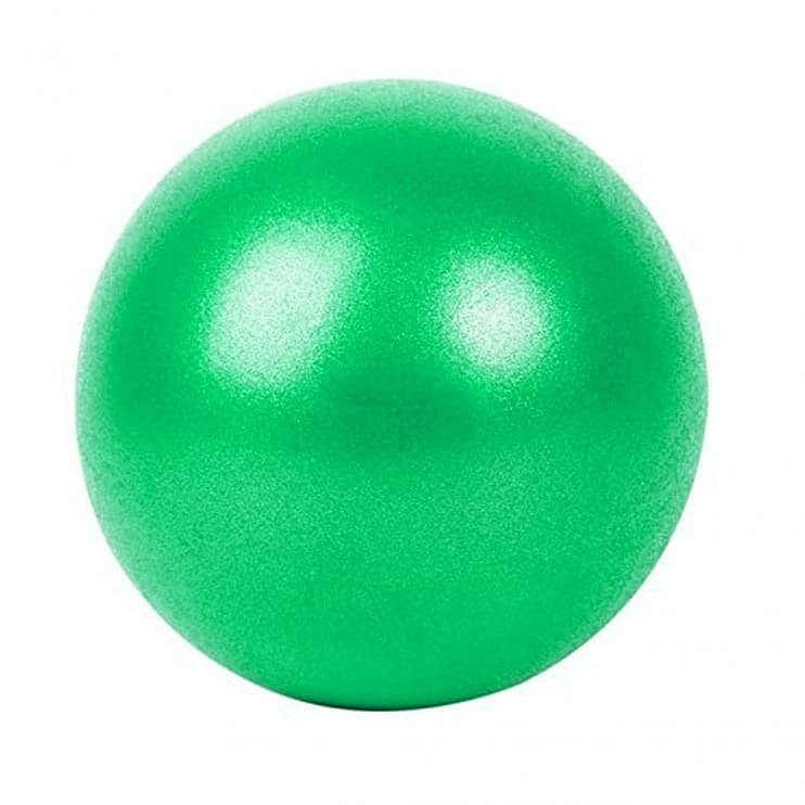 Míč SEDCO MINI YOGA PILATES 25 cm - Zelený