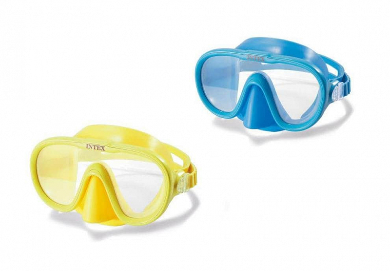 Potápěčské brýle INTEX 55916 Sea Scan - Modrá