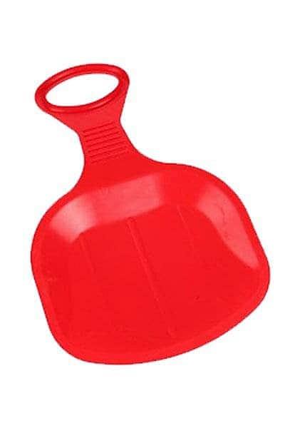 Klouzák BINGO Plastkon 43x35,5x0,4 cm - Červený