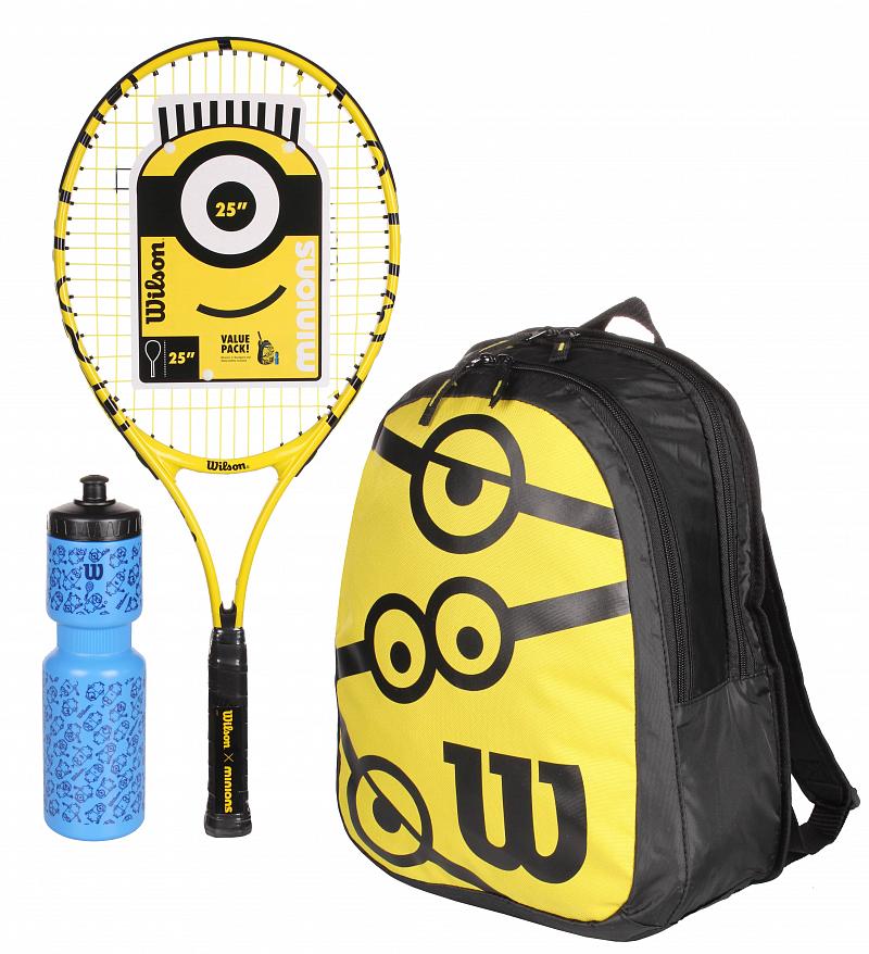 "Minions 25 Junior Kit juniorská tenisová raketa délka: 25"""