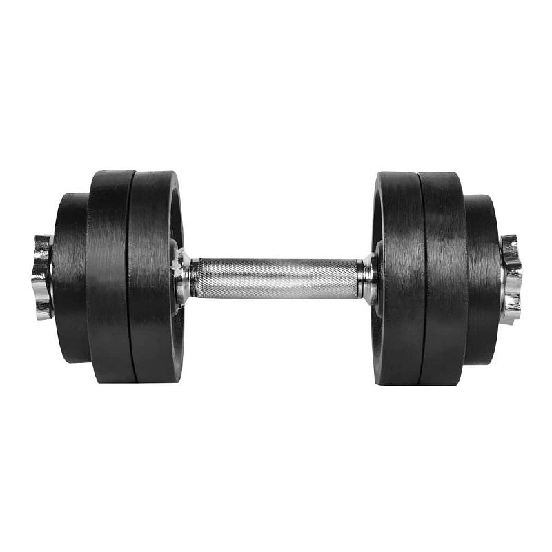 Lifefit Činka nakládací jednoruční 15 kg