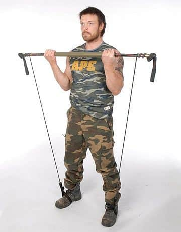 Gymstick Telescopic Bootcamp Strong & Extra strong