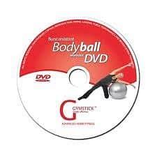 Gymstick bodyball + DVD