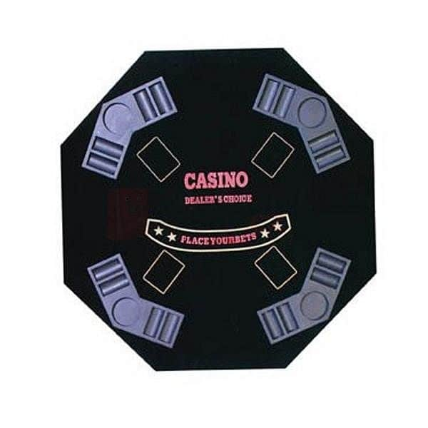 Poker stůl TOP SPARTAN skládací