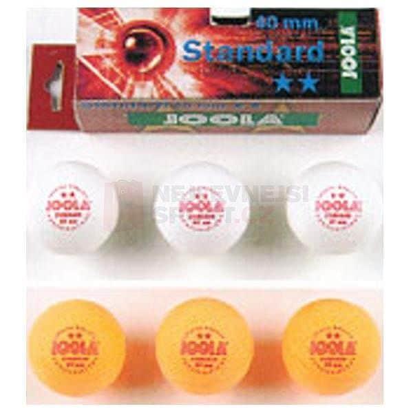 Míčky na stolní tenis JOOLA Select *