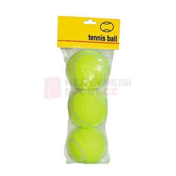 Tenisové míčky MASTER - 3 kusy