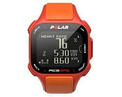 Polar RC3 GPS HR Orange