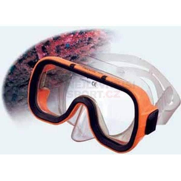 Potápěčské brýle FRANCIS Cristal Thahiti junior modrá