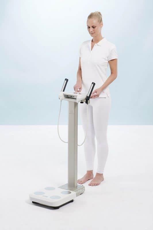 Segmentální multifrekvenční tělesný analyzátor Tanita MC-780 MA