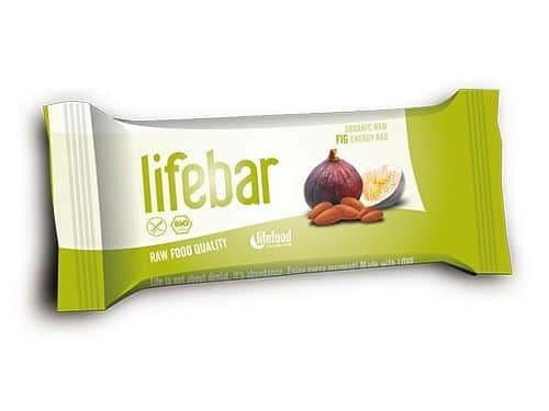 Lifebar figová BIO 47g