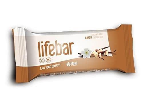 Lifebar BIO brazislká 47g