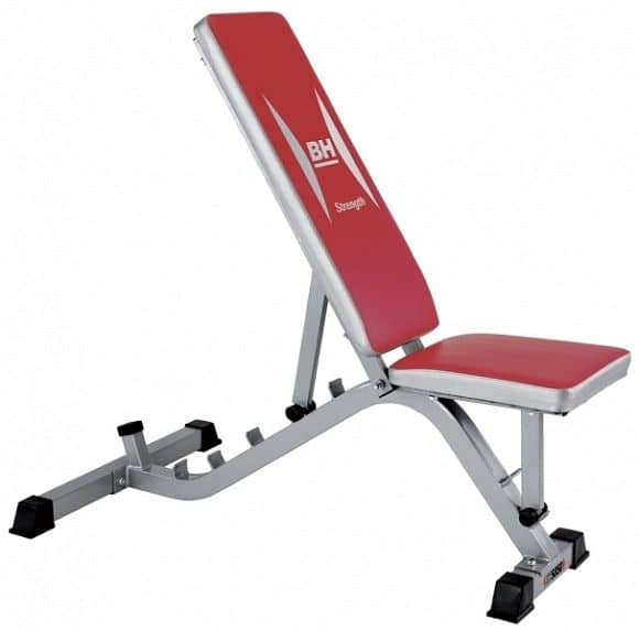 Posilňovacia lavica BH Fitness ST 5850 Flat Bench