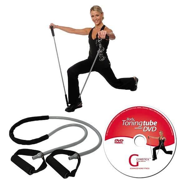 Gymstick Expander + DVD
