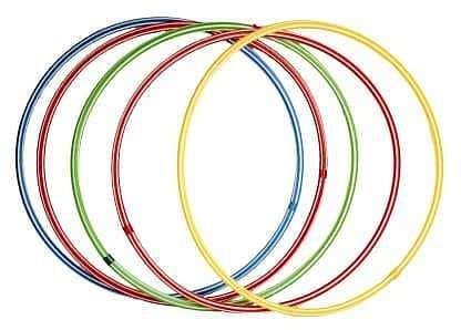 Obruč Hula hoop 50cm