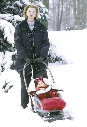 Snow Baby Dream