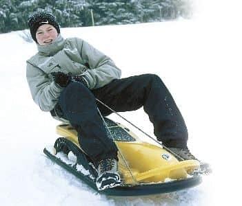 Snow Speed
