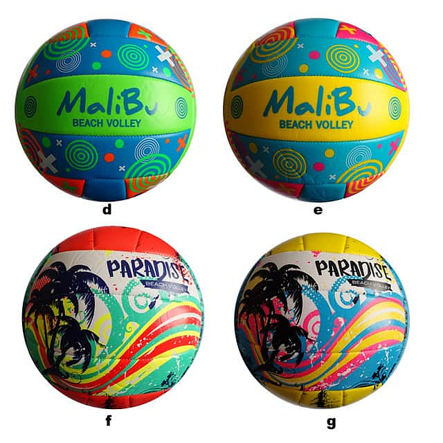 ACRA K7 Míč Beach volley ACTION FUN/PARADISE