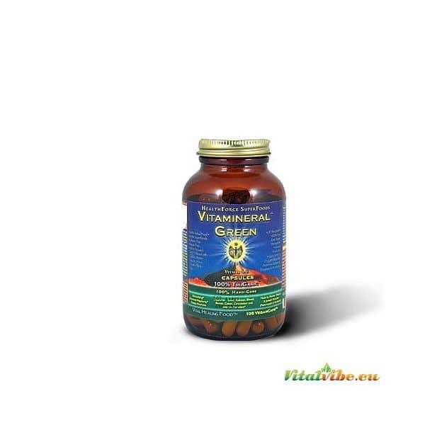 Vitamineral Green - 120 caps.