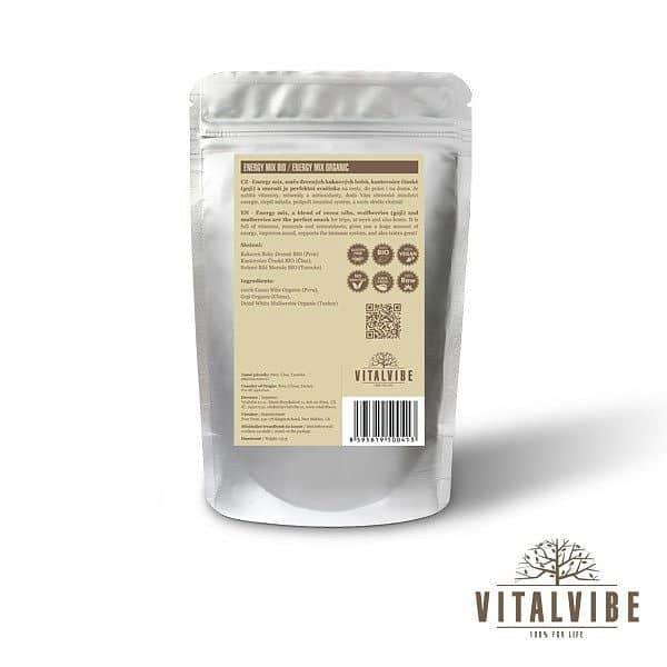 Energy mix - 250 g