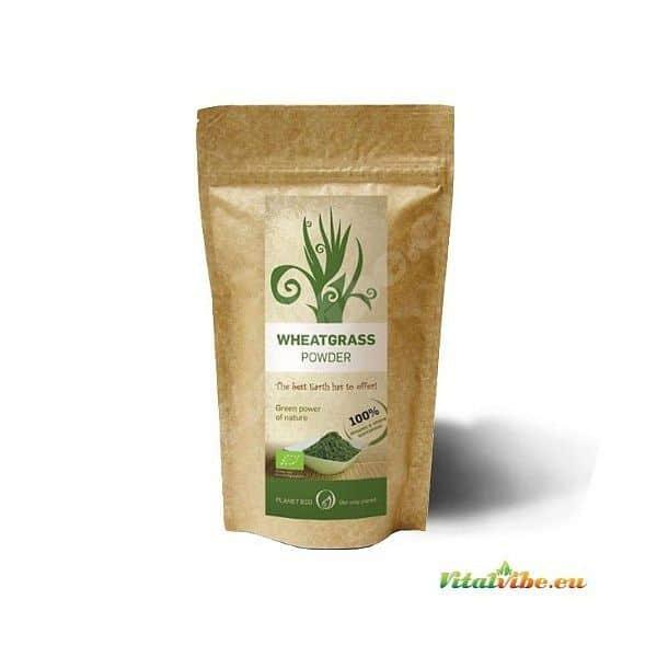 Mladá pšenice BIO - prášek - 200 gramů