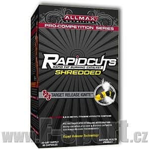 Allmax Rapidcuts Shredded 90cps