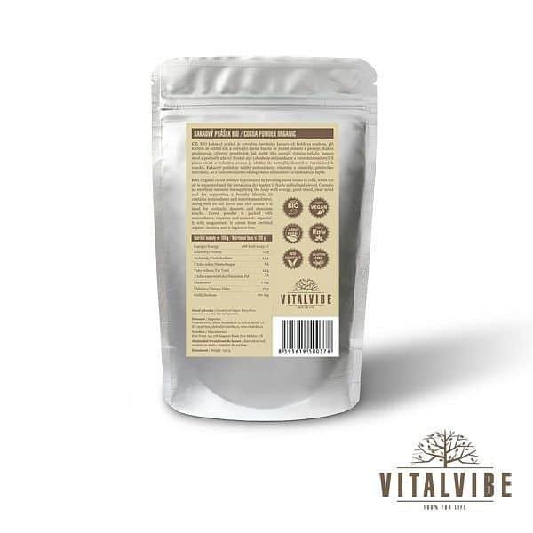 Kakaový prášok BIO - 250 g