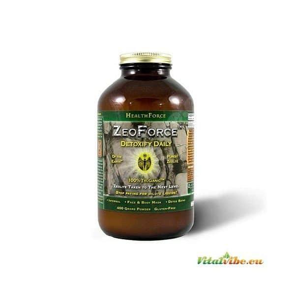 ZeoForce - detoxikácia - 400 g