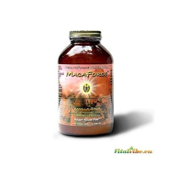 Macaforce Vanilla Spice - 350 g