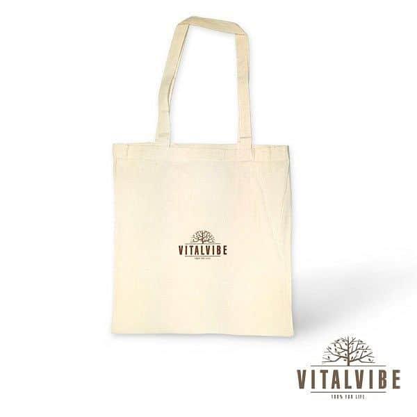 Nákupní taška - střední - 100% přírodní
