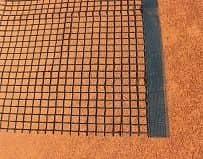 síť na úpravu dvorců Club 180x115 cm