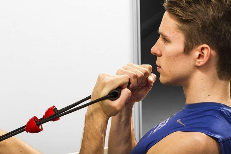 Gymstick Závěsný posilovací systém Total Door Gym + DVD