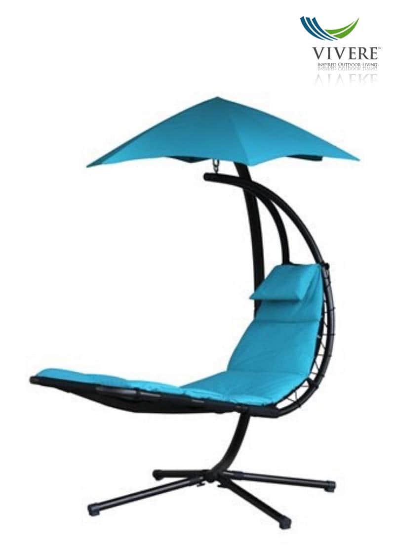 Vivere - Original Dream Chair # Tyrkysová
