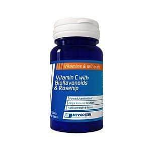 MyProtein Vitamín C + Bioflavonoidy