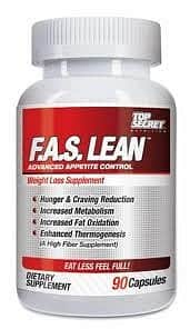 F.A.S. Lean 90 kapslí