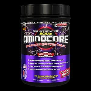 AminoCore BCAA 1000g Key lime cherry 1160g