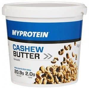 MyProtein Kešu maslo 1000g