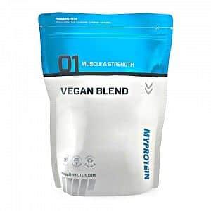 Vegan Blend Protein 1000g Čokoláda