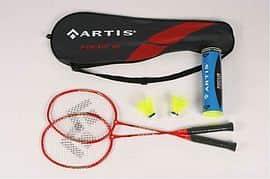 Badminton súprava ARTIS Focus 10 + košíky