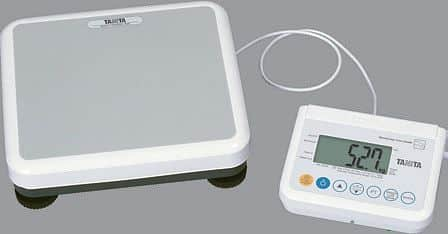 Lékařská digitální váha Tanita WB 150MA S - montáž zdarma, servis u zákazníka
