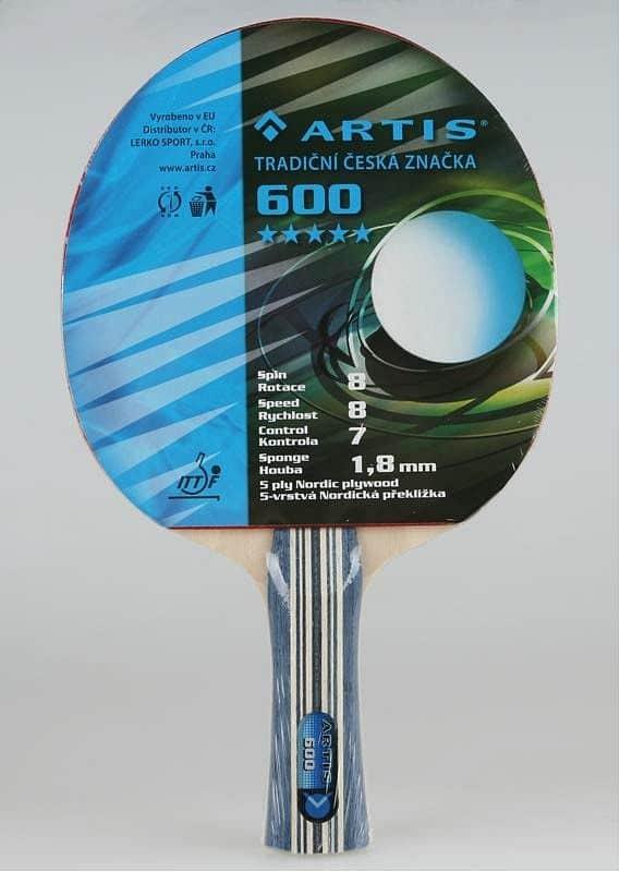 Raketa na stolný tenis ARTIS 600