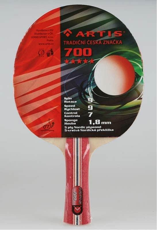 Pálka na stolní tenis ARTIS 700