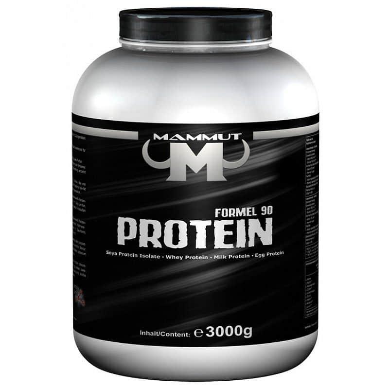 Mammut Formel 90 Protein 3000g 3000g Čokoláda
