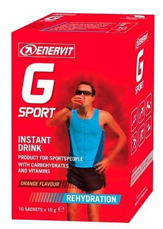 Enervit G Sport 420g citrón