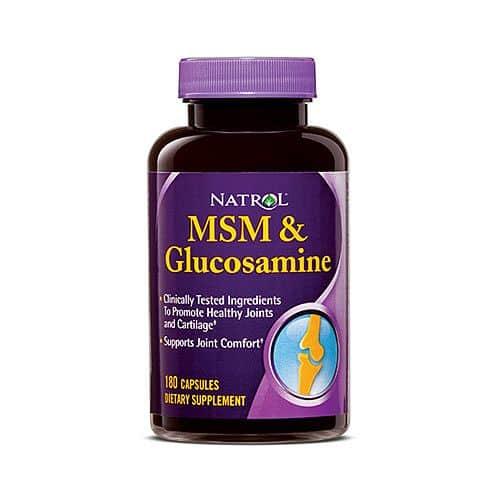 MSM & Glucosamine - VÝPRODEJ